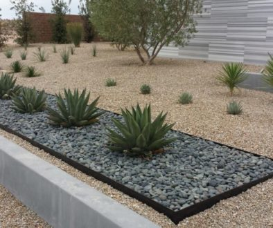 Como diseñar un jardin de rocas. Parte 5-