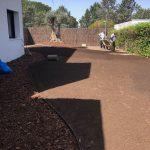 Proyecto de Paisajismo y jardinería Chalet Urbanización Santo Domingo Alcobendas Molareja 0
