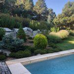 Proyecto de Paisajismo y jardinería para Chalet de Collado Mediano Piscina 2