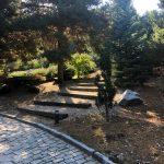 Proyecto de Paisajismo y jardinería para Chalet de Collado Mediano Escalera natural