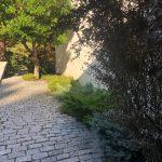 Proyecto de Paisajismo y jardinería para Chalet de Collado Mediano Acceso Coches