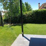 Proyecto de jardineria y paisajismo para chalet Madrid. Encinar de los Reyes Laterla 2