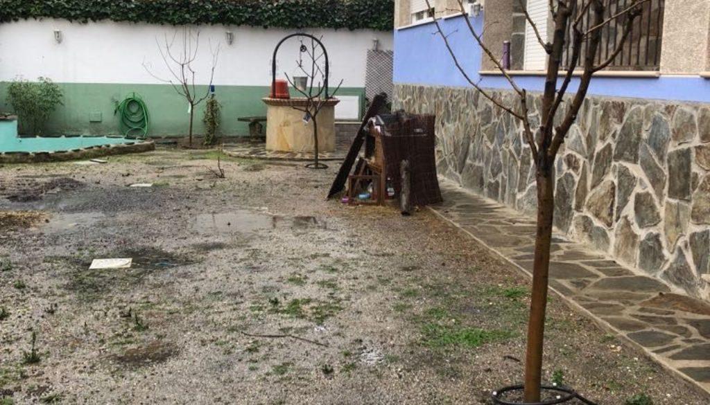 Proyecto de paisajismo y jardinería para Chalet en Barajas, Madrid